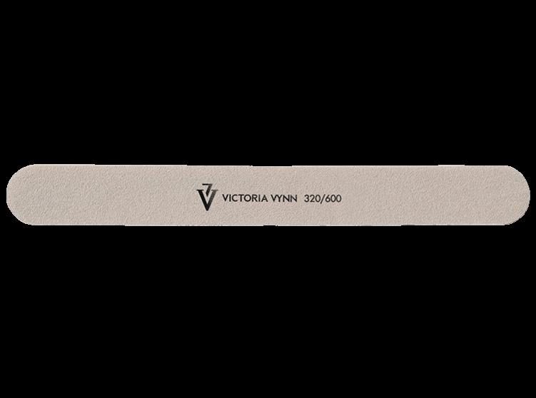 VICTORIA VYNN STRAIGHT WHITE NAIL FILE 320/600 - Design4nails - It\'s ...