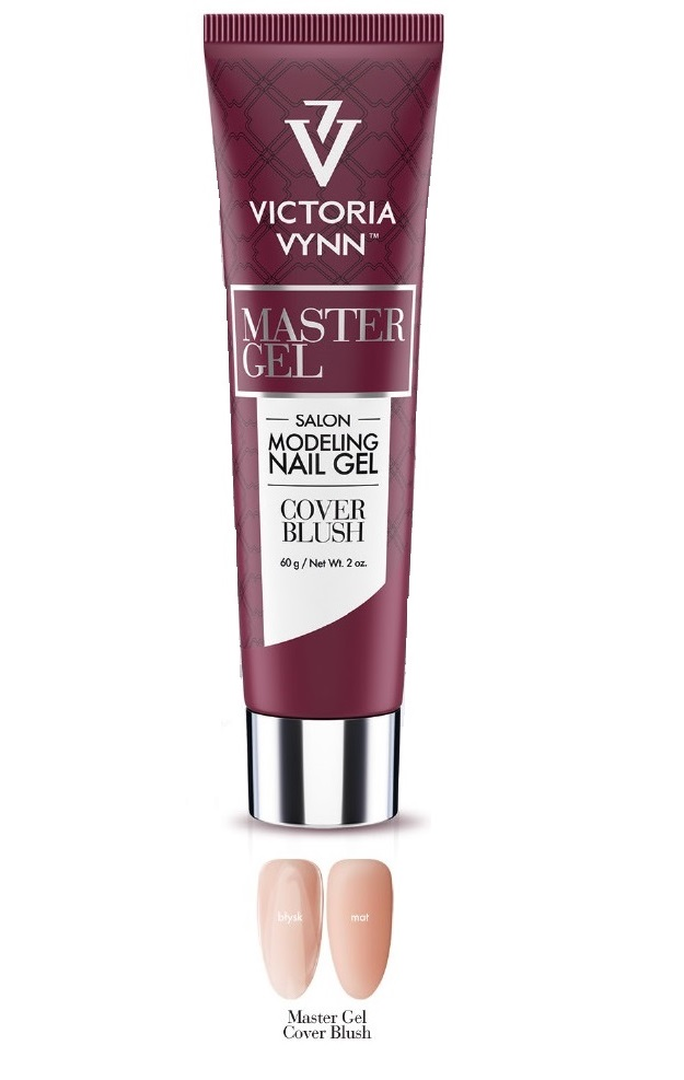Vctoria Vynn Master Gel Salon Modeling Nail Gel 5g - Cover